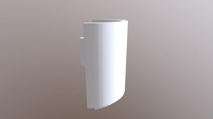 土台上部2 3D Model