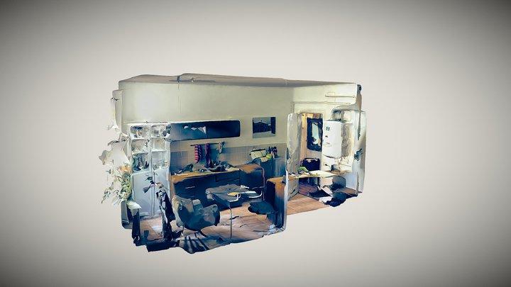 25_ Mar, 11-poly 3D Model