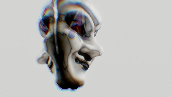 Alter Ego 3D Model