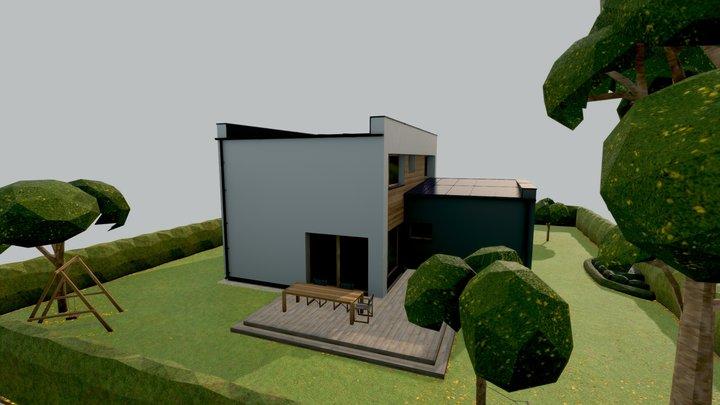 New_Garden_Test_1 3D Model
