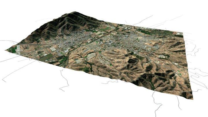 Limache 3D Model