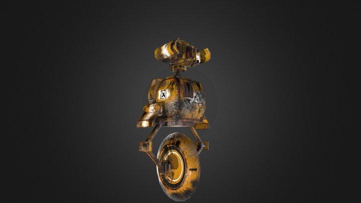 ro-44 c2 3D Model