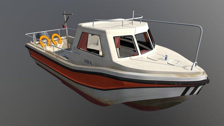 The Leeward 3D Model