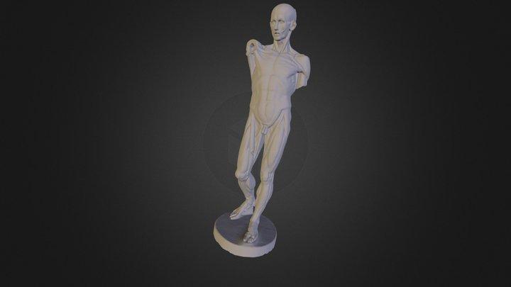 modelisation3D d'une sculpture classique 3D Model