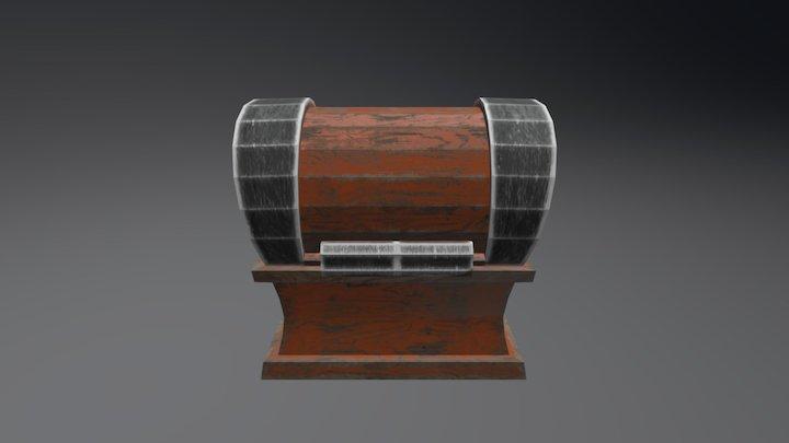 Treasure chest 2.0 3D Model