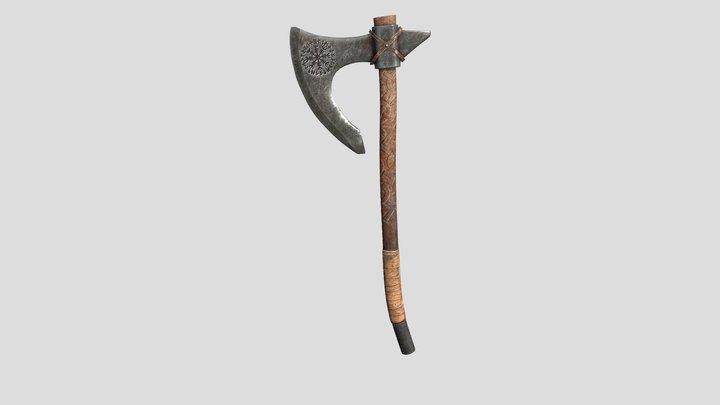 viking_axe 3D Model