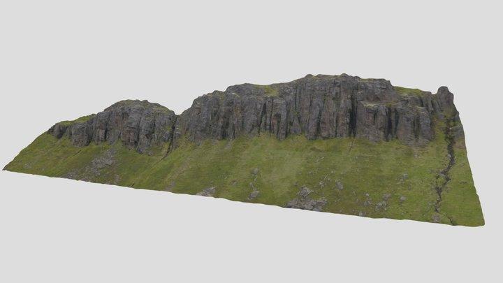 Norðurfjörður - Sector 1 & 2 3D Model