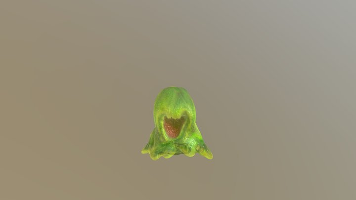 Warsoul Baby Slime team up 3D Model