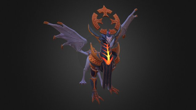 Ignicore : Dungeon Hunter V 3D Model