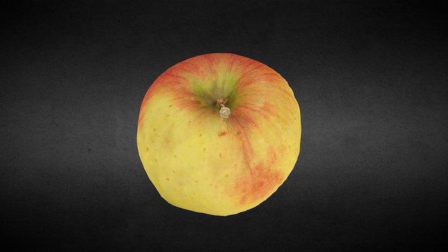 Fruit - Aple #3DScanFruitVeg 3D Model