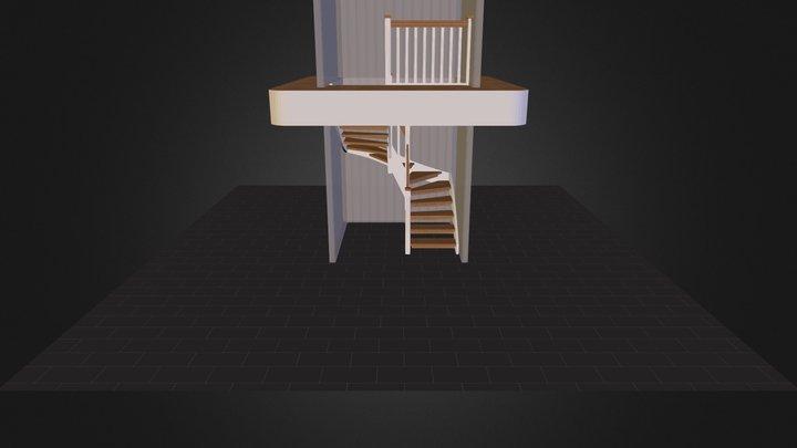 AndreasHarr 3D Model