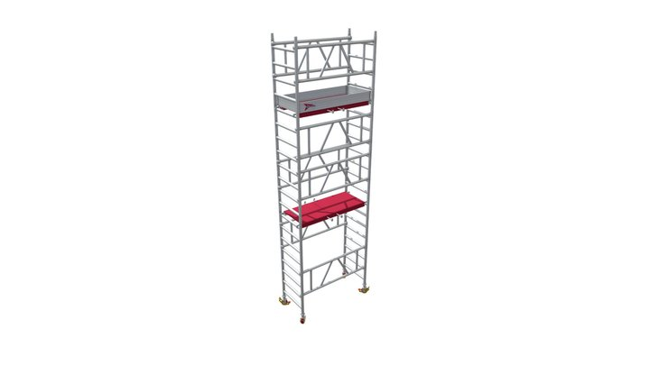 Speedy Hire - Mi Tower Plus 3D Model