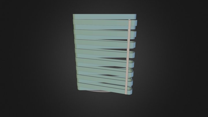 laptop box 4 3D Model