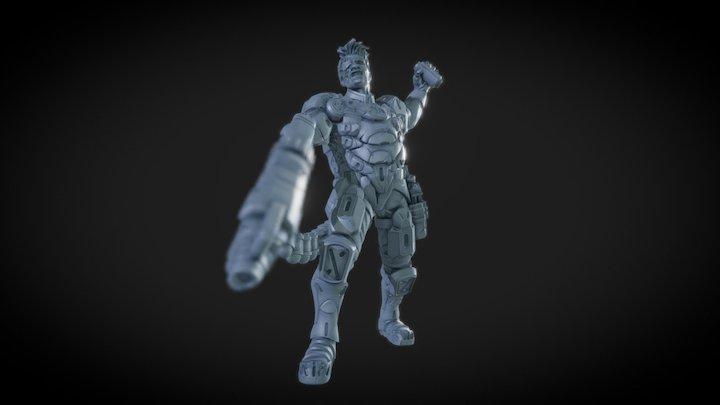 Ector 3D Model