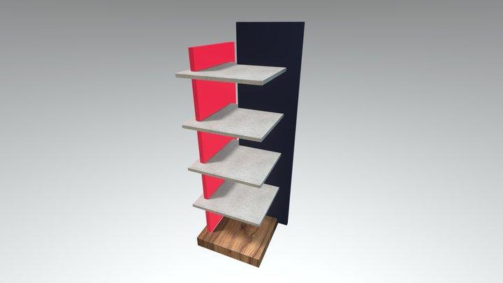 Prateleira 1 3D Model