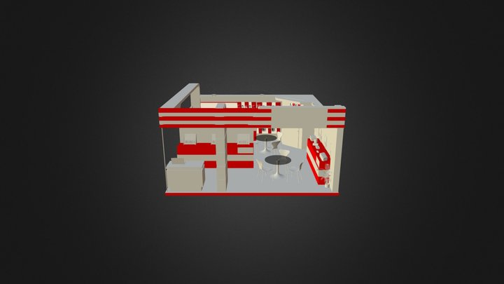 Mit Marmo 3D Model