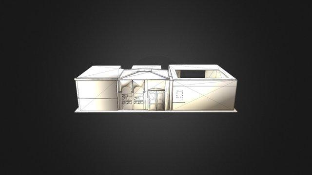 Office5 3D Model