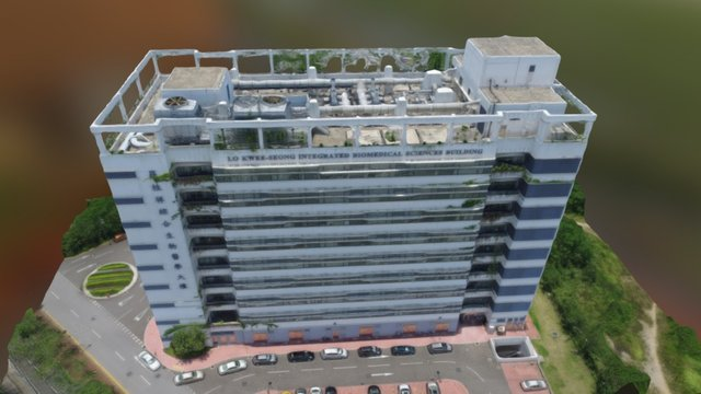 Multi-story Building (Standard) 3D Model