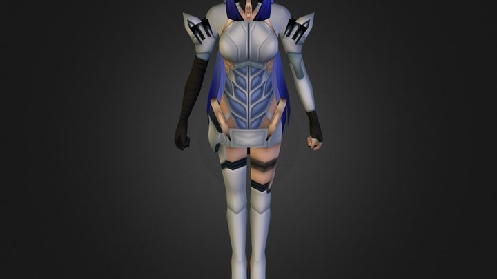 f.zip 3D Model