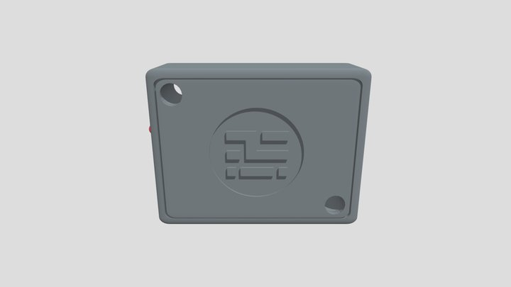 photoelectric sensor 3D Model