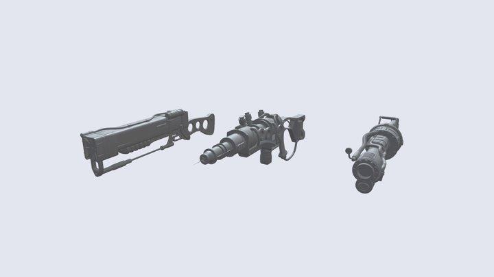 3 Detail Drafts 3D Model