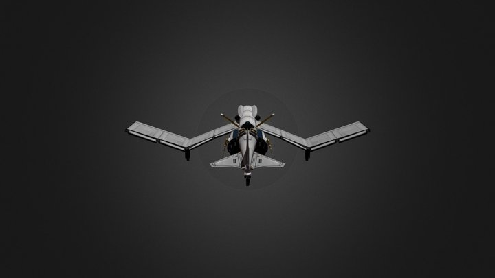 R1-Diculous(KSP2Sketchfab exporter beta test) 3D Model
