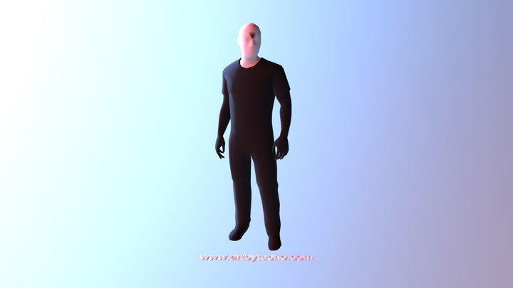 Male_Character_02 3D Model