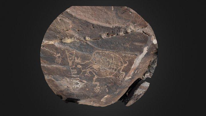 Bear Petroglyphs