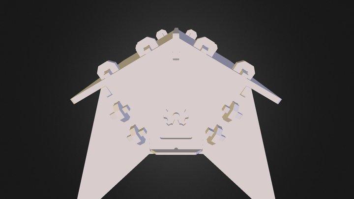 Colorado Top Bar v5.4 3D Model