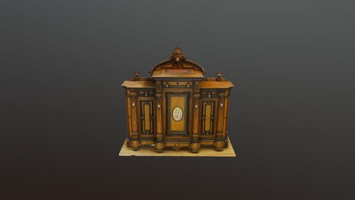 Credenza 3D Model