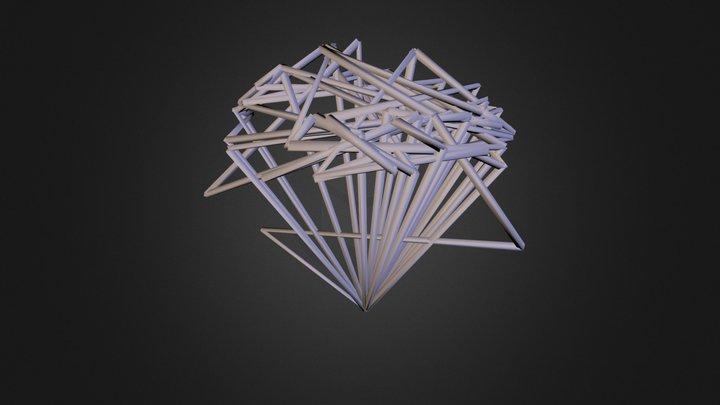 """Azaleas"" model 3D Model"