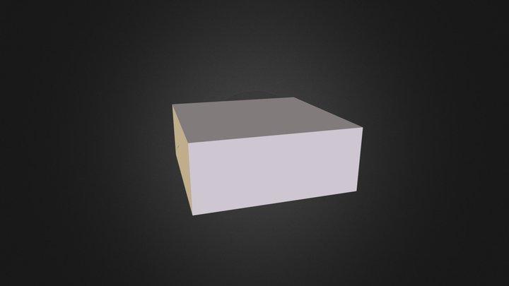 K Dchair1 3D Model