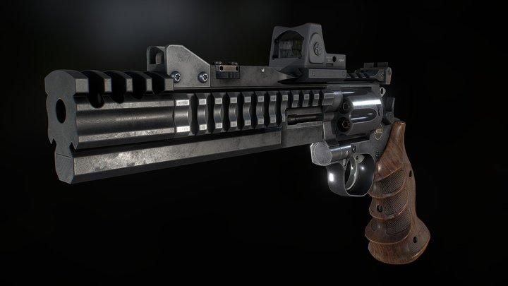 Korth Super Sport RGX 3D Model