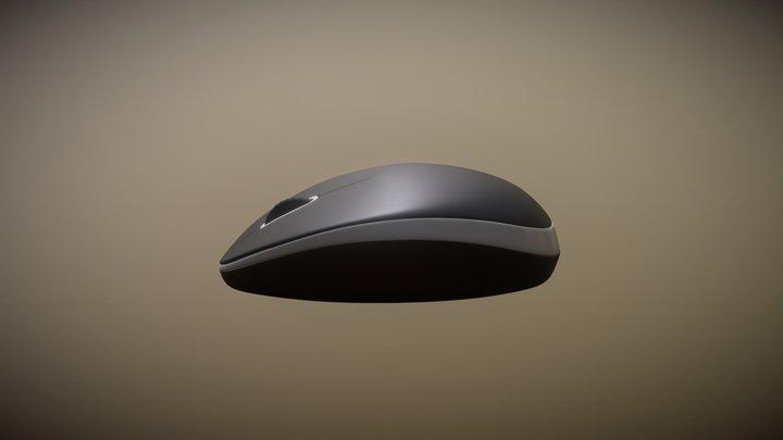 Mouse Model 3D Model