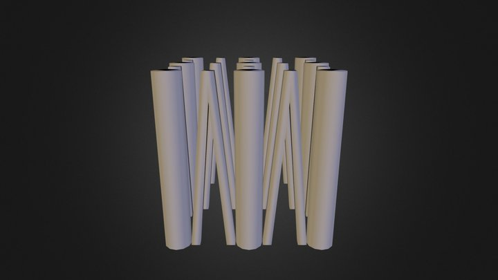 Foundation 3D Model