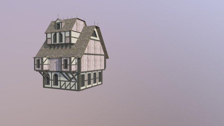 MedievalRenco 3D Model