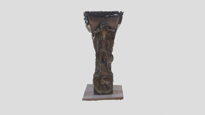 Johannes Ambo III 3D Model