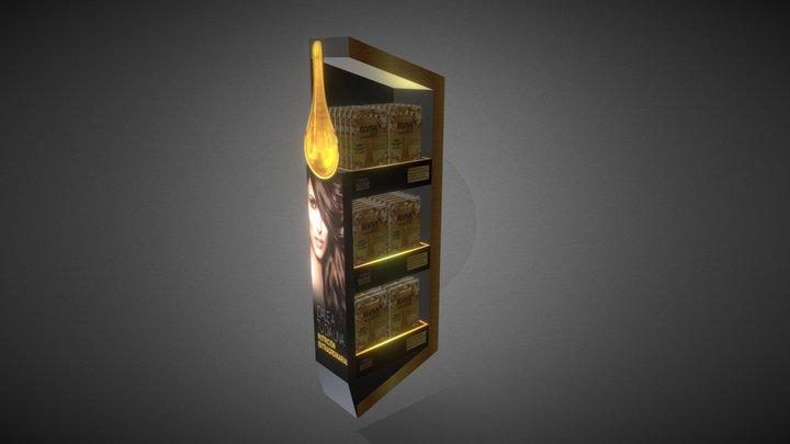 Miniarete Elvive A 3D Model