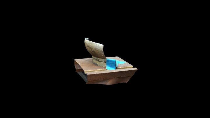 Cap Pieza 3D Model