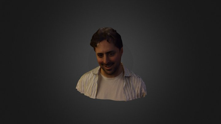 Jeremy 3D Model