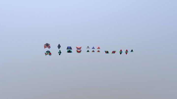 Emf Tet 3D Model