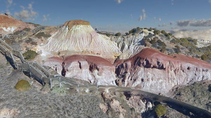 Hallett Cove - Sugarloaf (Virtual Tour) 3D Model
