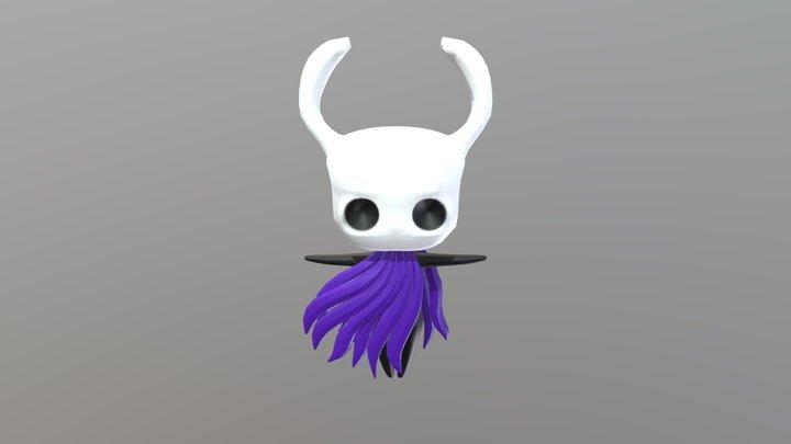 Hollow_knight 3D Model