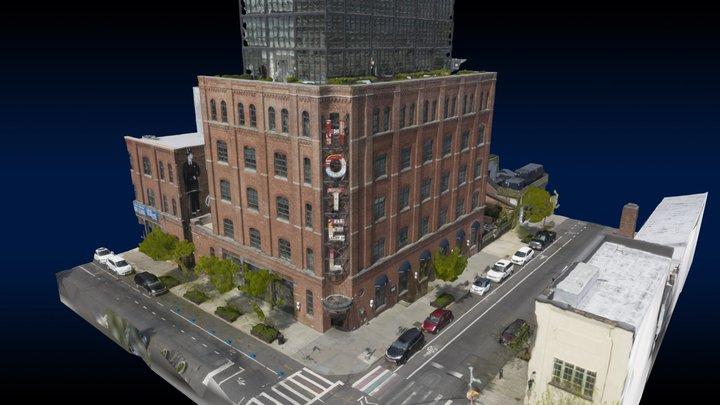 The Wythe Hotel 3D Model