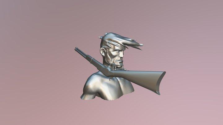 Billy-joe3-viewer 3D Model