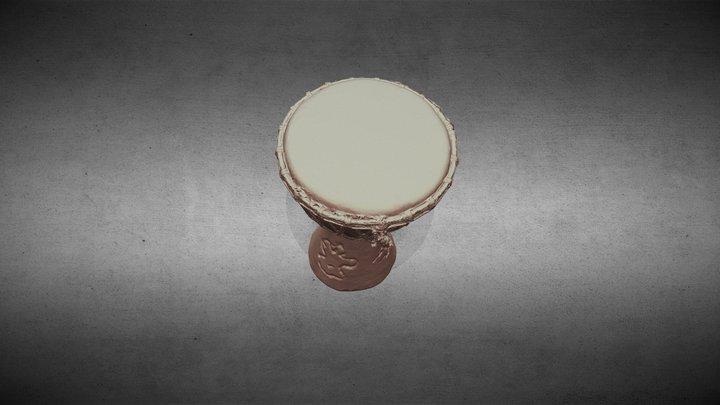 Tambourin ©Nicolas Parizeau 3D Model