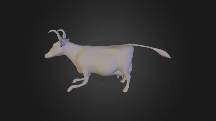 Hard Milk 3D Model