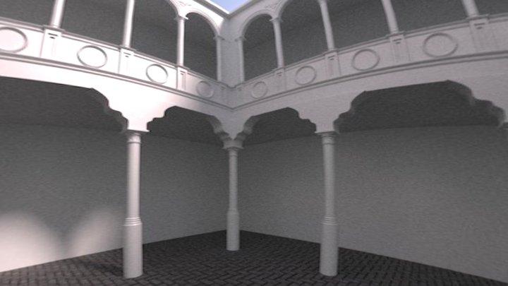 Prototipo. Palacio 360 3D Model