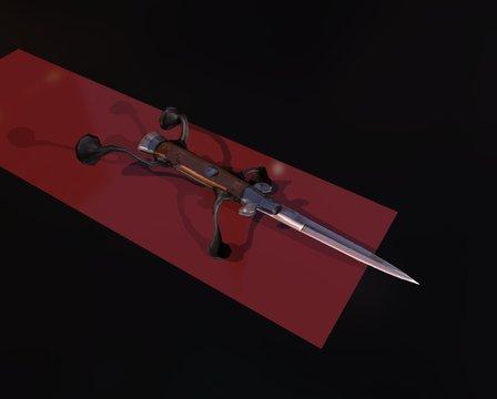 Rayzor 3D Model