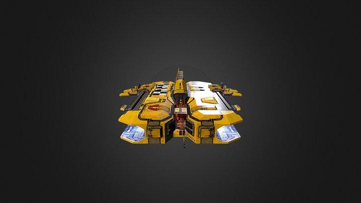 Vaygr Mobile Refinery 3D Model